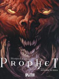 Prophet 2: Infernum in Terra - Das Cover