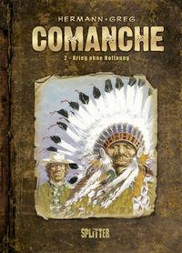 Comanche 2 - Krieg ohne Hoffnung - Das Cover