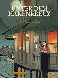 Unter dem Hakenkreuz 2: Ein Sommer in Paris - Das Cover
