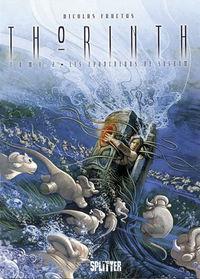 Thorinth 2: Die Sogromfischer - Das Cover