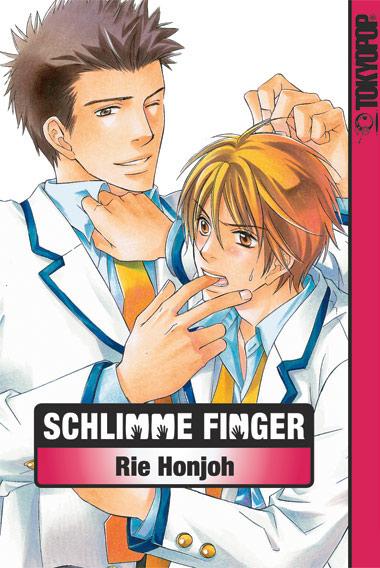 Schlimme Finger - Das Cover