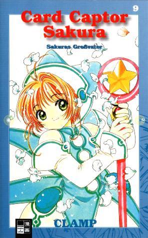 Card Captor Sakura 9 - Das Cover
