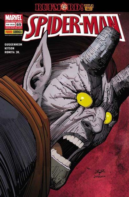 Spider-Man 69 - Das Cover