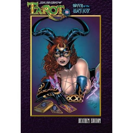 Tarot: Witch of the Black Rose - Hextrem Edition 1 - Das Cover