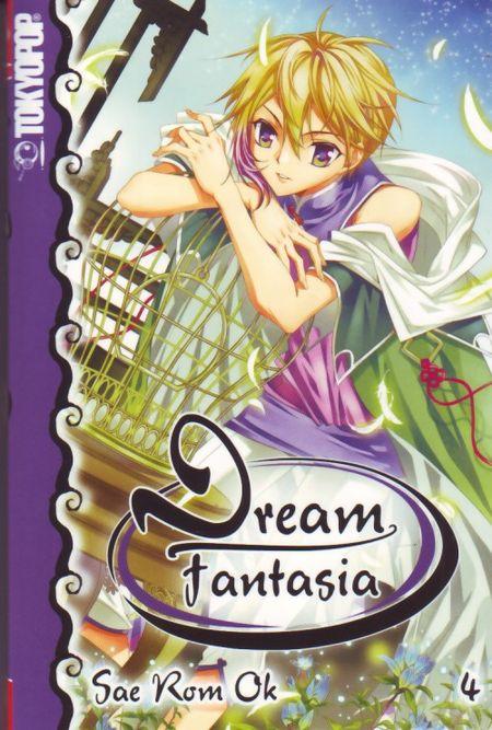 Dream Fantasia 4 - Das Cover