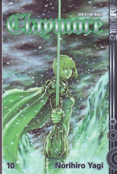 Claymore 10 - Das Cover