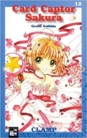 Card Captor Sakura 12 - Das Cover