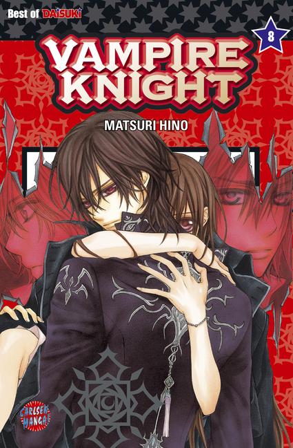 Vampire Knight 8 - Das Cover
