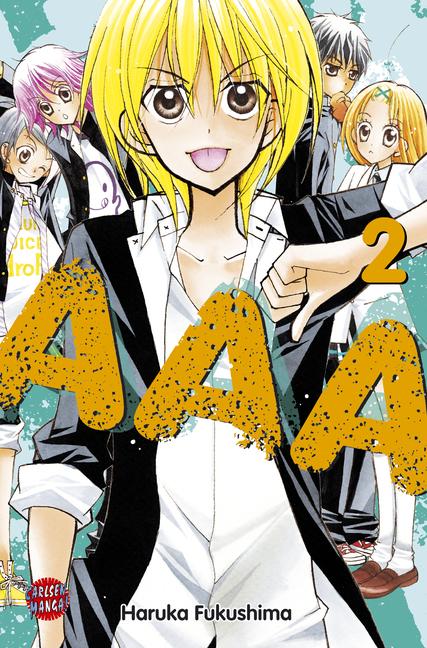 AAA 2 - Das Cover