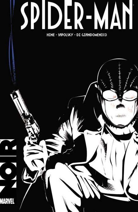 Marvel Noir: Spider-Man - Das Cover
