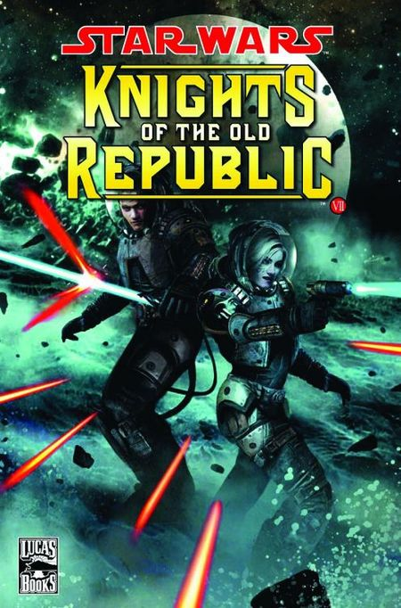 Star Wars Sonderband 54: Knights Of The Old Republic 7 - Das Cover