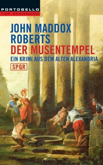 Der Musentempel - Das Cover