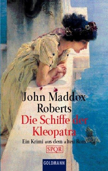 Die Schiffe der Kleopatra - Das Cover