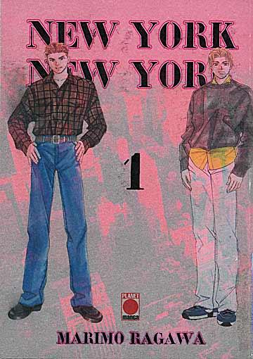 New York New York 1 - Das Cover