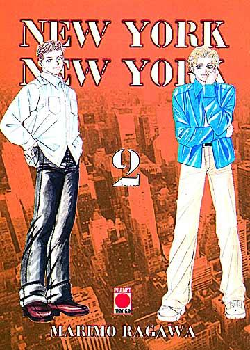 New York New York 2 - Das Cover