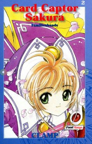 Card Captor Sakura 2 - Das Cover