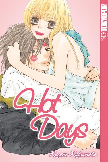 Hot Days - Das Cover