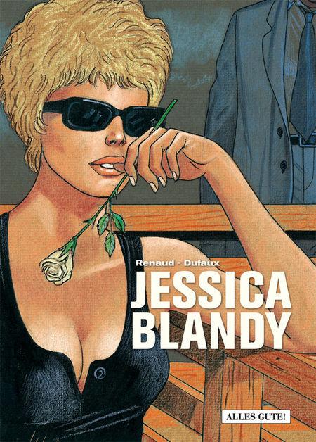 Jessica Blandy 1: Enola Gay / Dr. Zack / Garden of Evil - Das Cover