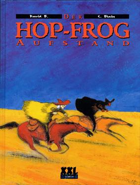 Der Hop-Frog Aufstand - Das Cover