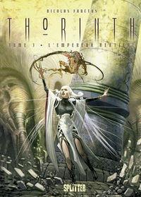 Thorinth 3: Der vertikale Kaiser - Das Cover