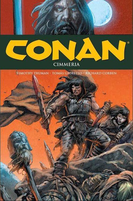 Conan 12: Cimmeria - Das Cover
