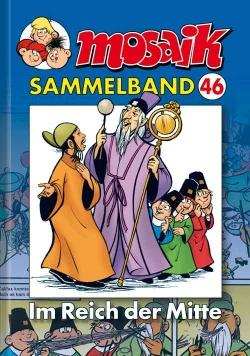 Mosaik Sammelband 46 - Das Cover