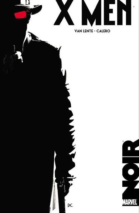 Marvel Noir: X-Men - Das Cover
