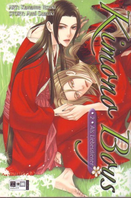 Kimono Boys 2 - Das Cover