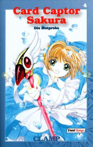 Card Captor Sakura 4 - Das Cover