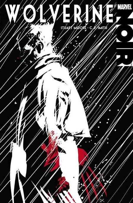 Marvel Noir: Wolverine - Das Cover