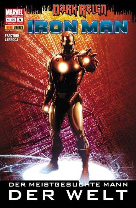 Iron Man 4: Der meistgesuchte Mann der Welt 2 - Das Cover
