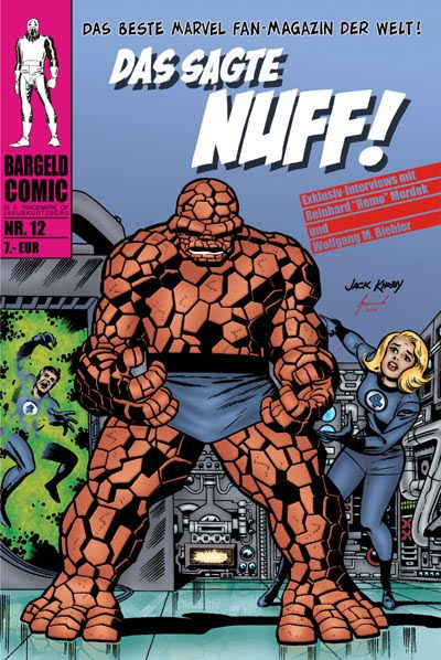 Das sagte Nuff ! 12 - Das Cover