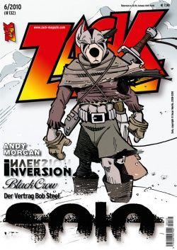 ZACK 132 (Nr. 06/2010) - Das Cover