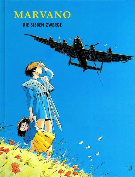 Die sieben Zwerge - Das Cover
