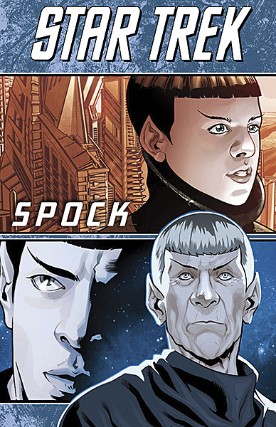 Star Trek: Spock - Das Cover