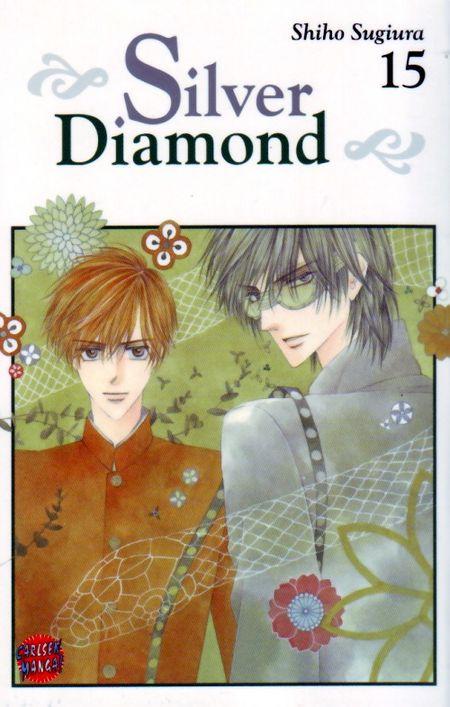 Silver Diamond 15 - Das Cover
