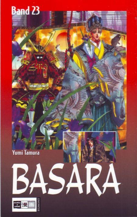 Basara 23 - Das Cover