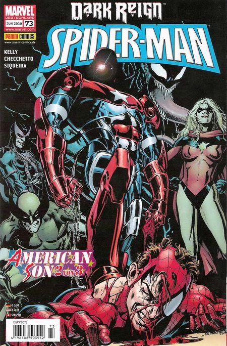 Spider-Man 73 - Das Cover