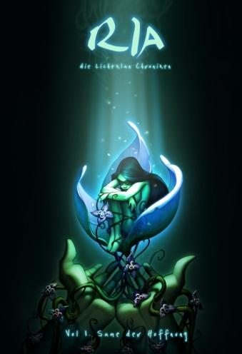 RIA Die Lichtklan Chroniken 1: Same der Hoffnung - Das Cover