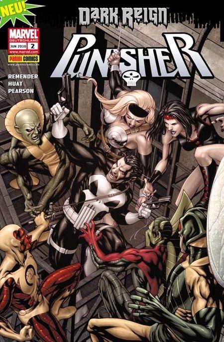 Punisher 2: Todgeweiht - Das Cover