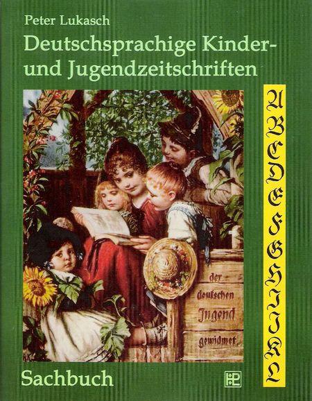 Deutschsprachige Kinder- und Jugendzeitschriften - Das Cover