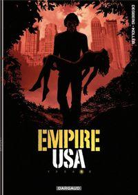 Empire USA 5 und 6  - Das Cover