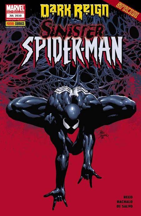Dark Reign Special: Sinister Spider-Man - Das Cover