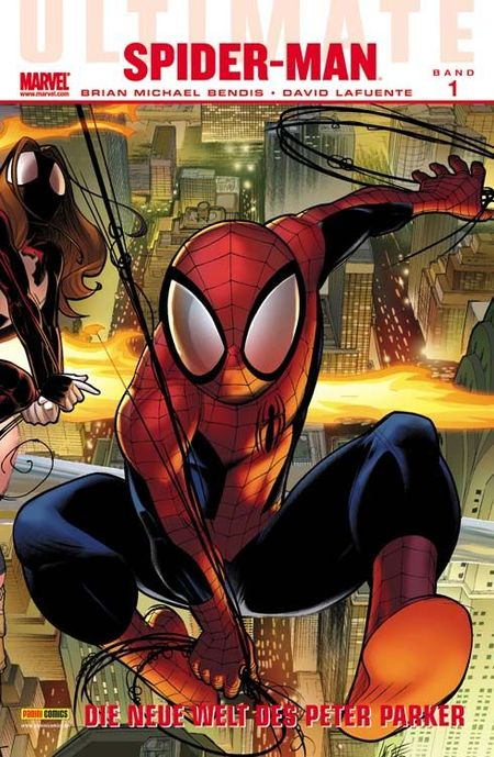 Ultimate Spider-Man 1 - Das Cover