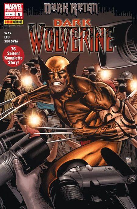 Wolverine 8 - Das Cover