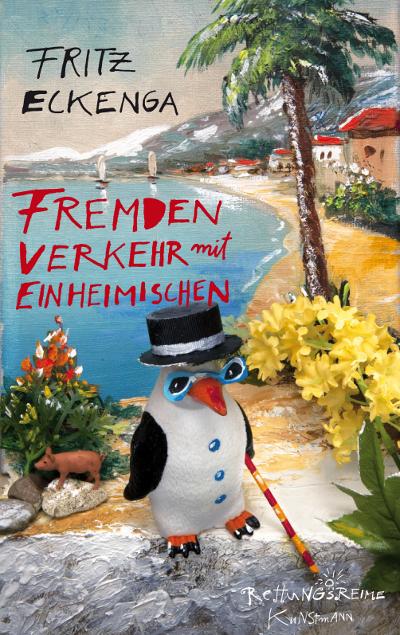 Fremdenverkehr mit Einheimischen - Das Cover