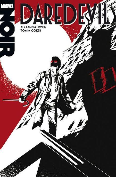 Marvel Noir: Daredevil - Das Cover