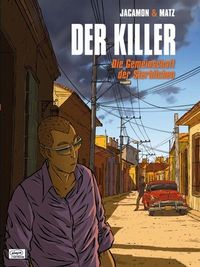 Der Killer 7: Die Gemeinschaft der Sterblichen - Das Cover