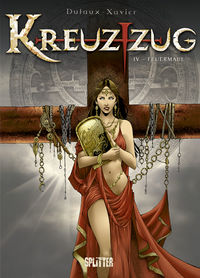 Kreuzzug 4: Feuermaul - Das Cover