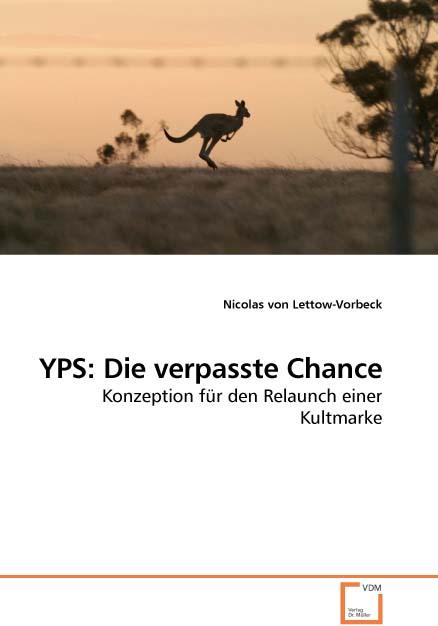 YPS: Die verpasste Chance - Das Cover